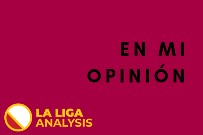 Javier Tebas La liga Tactical Analysis Statistics