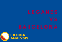 leganes barcelona tactical analysis