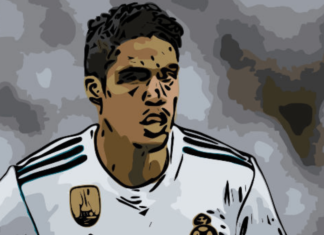 Varane Real Madrid Tactical Analysis Statistics