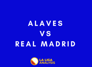 La Liga 2018/19: Alaves vs Real Madrid Tactical Analysis Statistics