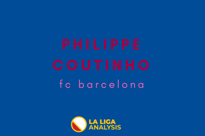 Philippe Coutinho Tactical Analysis