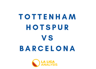 Tottenham Barcelona Tactical Analysis