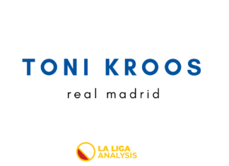 Toni Kroos Real Madrid Tactical Analysis Statistics