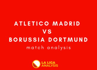 Atletico Madrid Borussia Dortmund Champions League Tactical Analysis