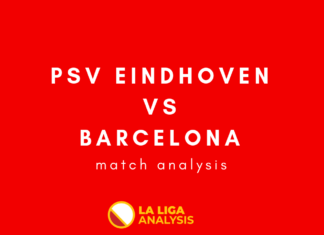 PSV Barcelona UEFA Champions League Tactical Analysis