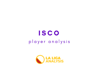 Isco Real Madrid Player Analysis Statistics