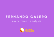 La Liga 2018/19 Fernando Calero Tactical Recruitment Analysis Statistics