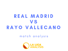 Real Madrid Rayo Vallecano La Liga Tactical Analysis
