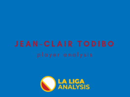 Jean-Clair Todibo Barcelona Tactical Analysis Analysis Statistics