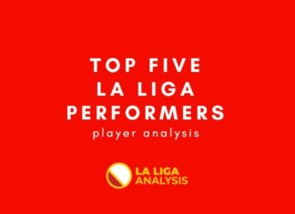 La Liga Ever Banega Pablo Sarabia Tactical Analysis Statistics