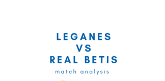 Leganes Real Betis La Liga Tactical Analysis Analysis