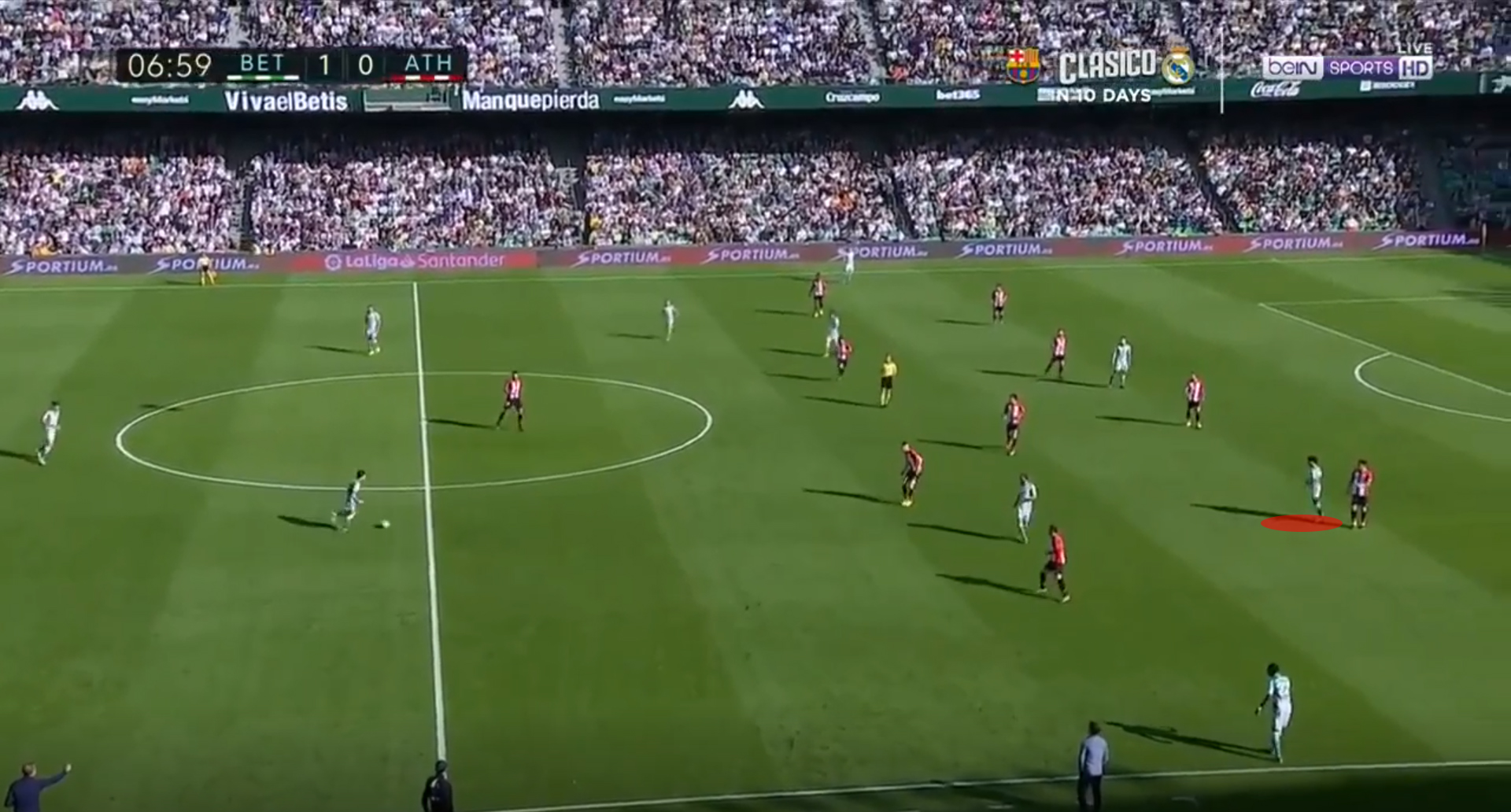 Diego Lainez 2019/20 - scout report - tactical analysis tactics