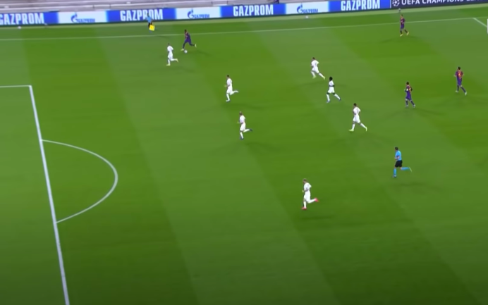 UEFA Champions League 2020/21: FC Barcelona vs Ferencvárosi TC- tactical analysis tactics