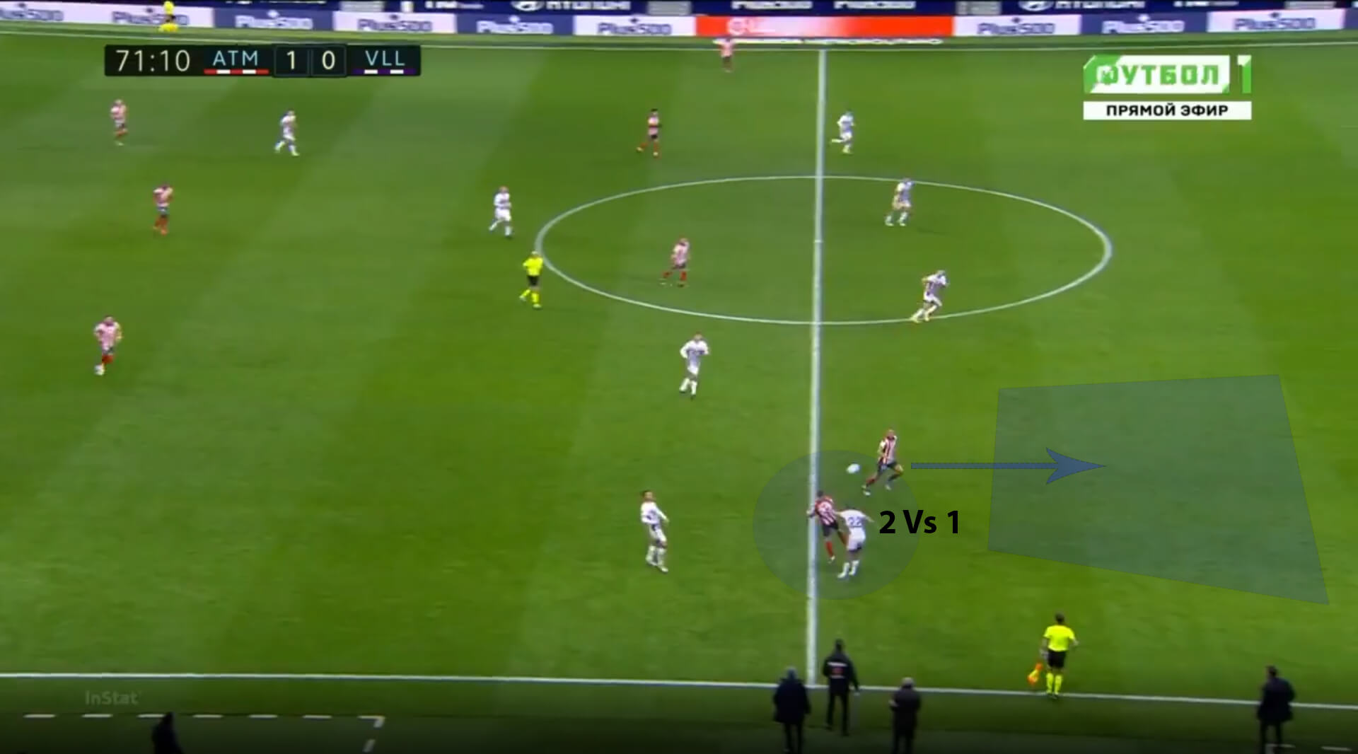 la-liga-2020-21-Atletico Madrid vs Real Valladolid-tactical-analysis-tactics